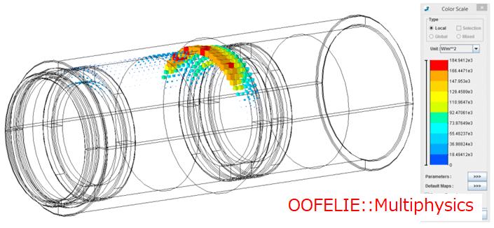 OOFELIEMultiphisicsとZemaxOpticStudioの連携05