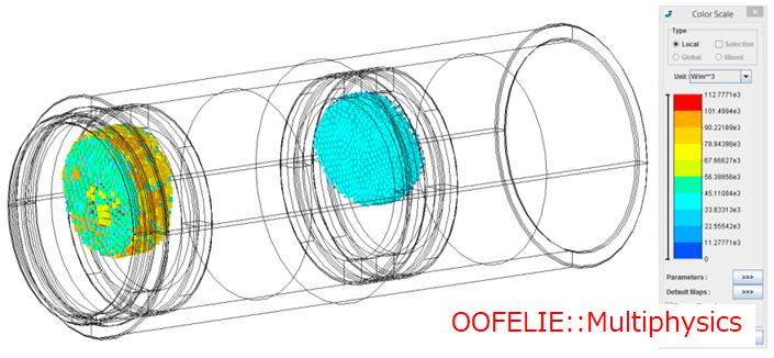 OOFELIEMultiphisicsとZemaxOpticStudioの連携04