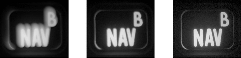 Westboro社製2次元輝度計を用いた測定のセットアップ方法05